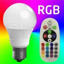 LEDAY RGB Led Bulb