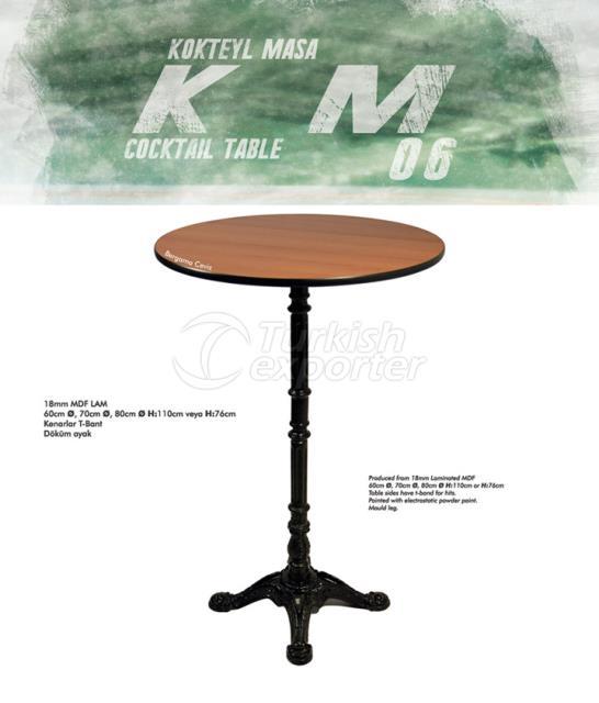Kokteyl Masa KM06