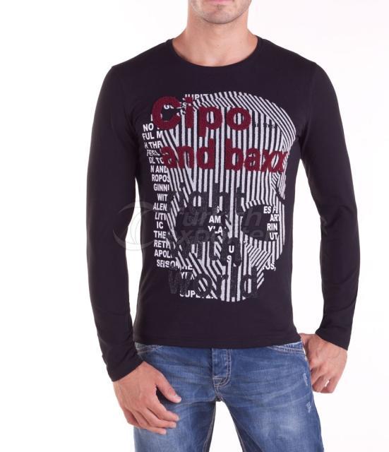 Mens Tops - T-shirts C-5375