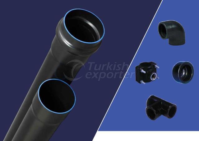 u-PVC Pressure Pipes and Fittings
