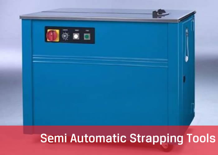 Semi Automatic Strapping Tool