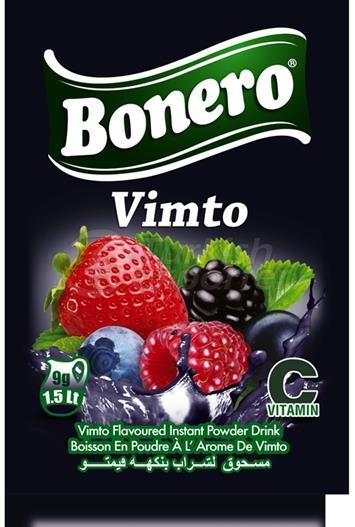 BONERO VIMTO POWDER JUICE