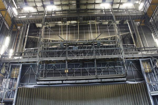 Stage Collapse Portal