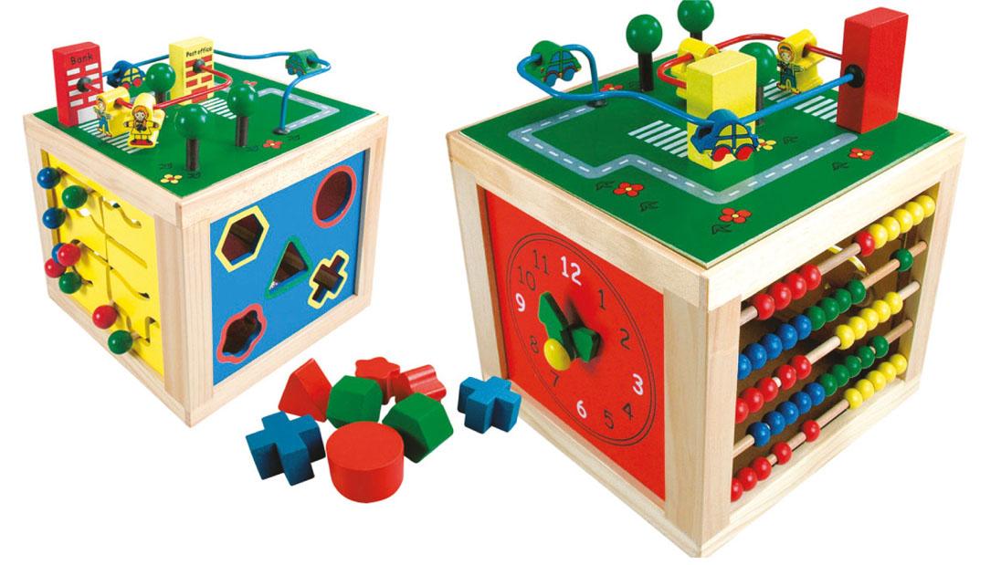 Eğitici Oyuncaklar - Zeka Gelişim Oyuncakları