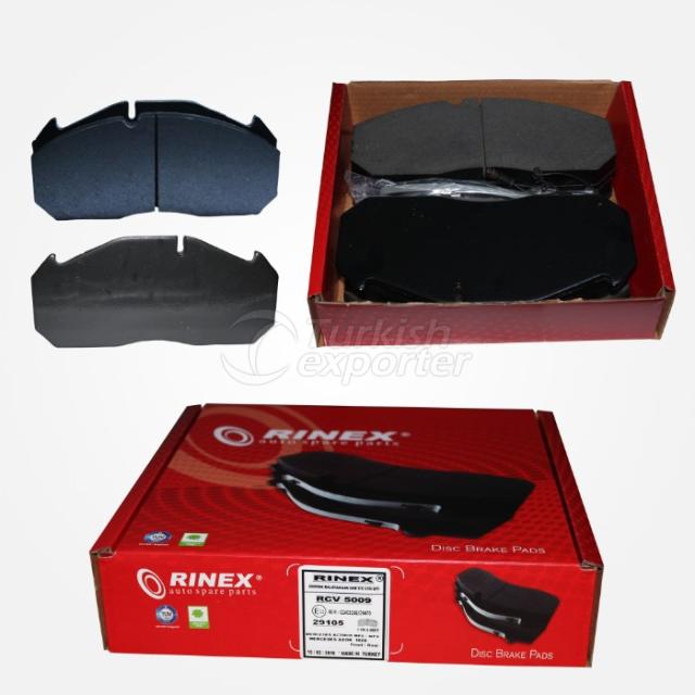 Disc Brake Pads -Mercedes 403-404