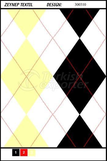Check Pattern 300310