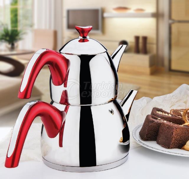 Turkuaz Teapot
