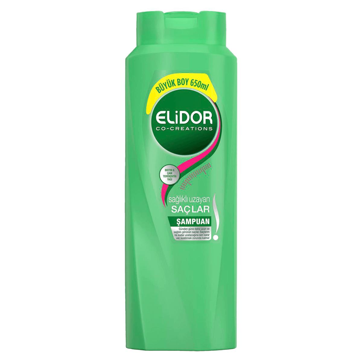ELIDOR 650 ML صحية لتمديد الشعر