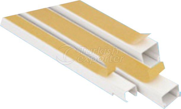 Pvc Adhesive Cable Channel