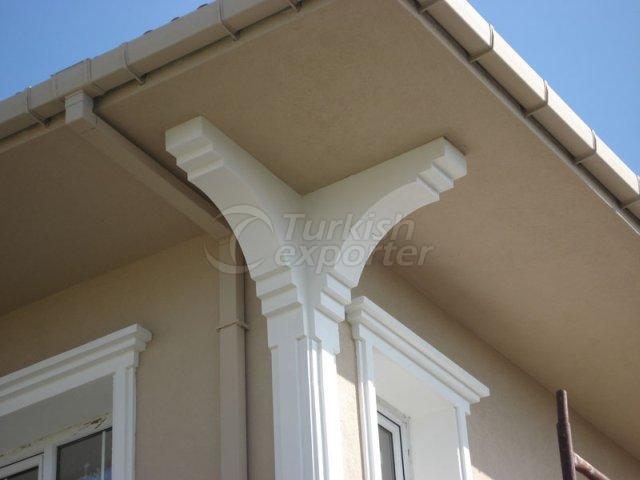 Ertug Yapi Decorative Jamb Systems