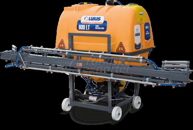 LKS-T-PB-600 Sprayers Machine