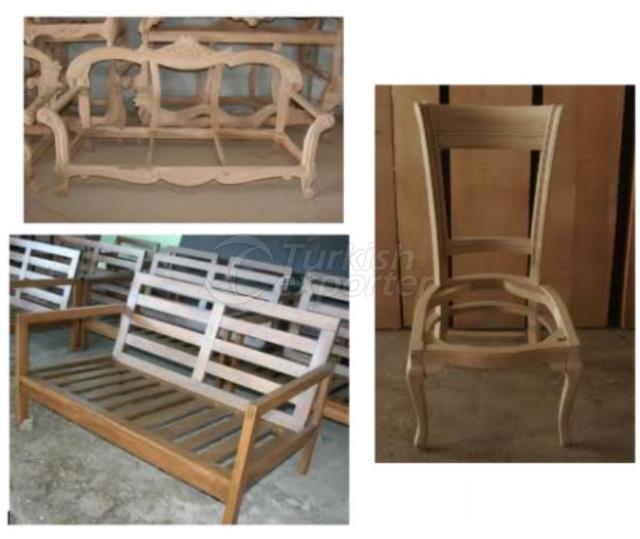 المنتجات الخشبية