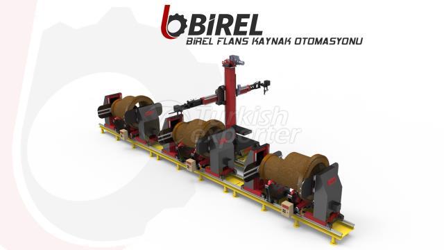 BFK - Flanş Kaynak Otomasyonu