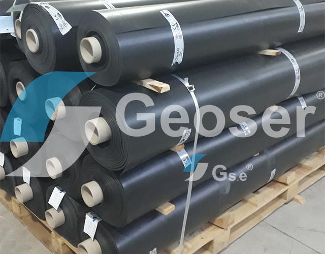 Polyethylene Geomembranes