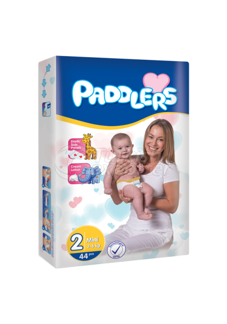 Baby Diapers Paddlers Mini