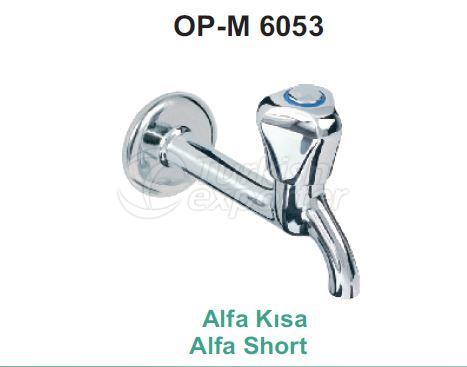 Alfa Short Tap OP-M 6053