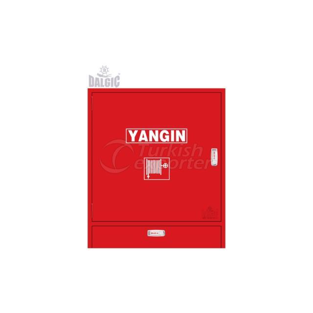 Valve Sheet Cover Vertical Tube Domestic Fire Cabinet EN671-1