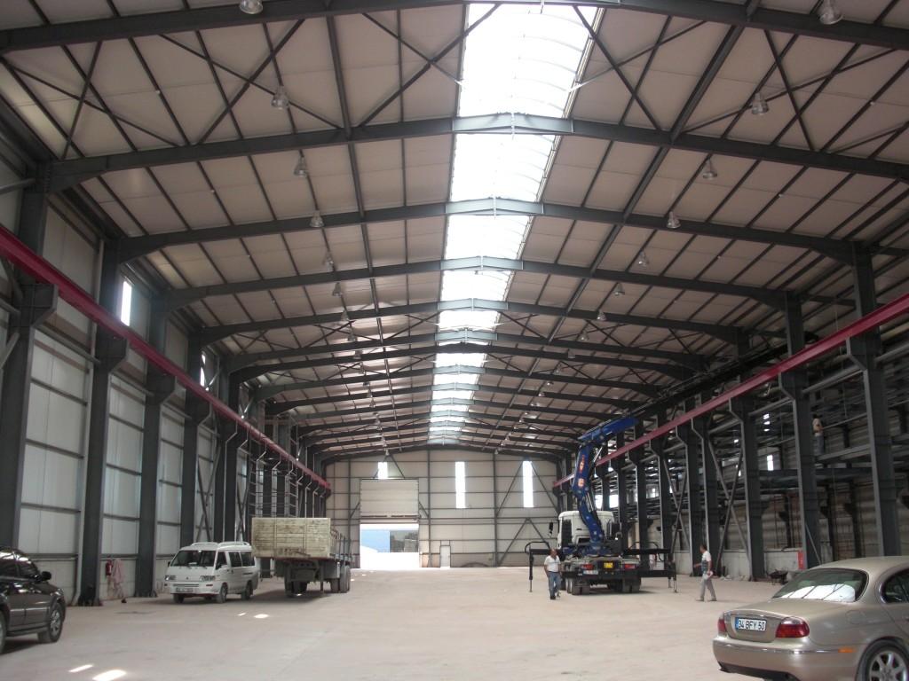 Ali Dogan  Factory Building