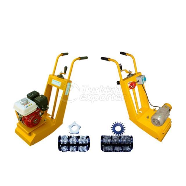 Floor Milling Machines