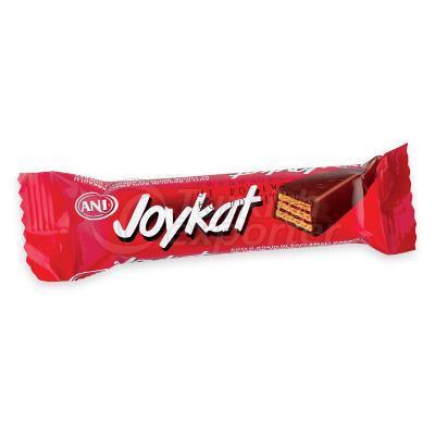 Sütlü Kakao Kaplı Gofretler,