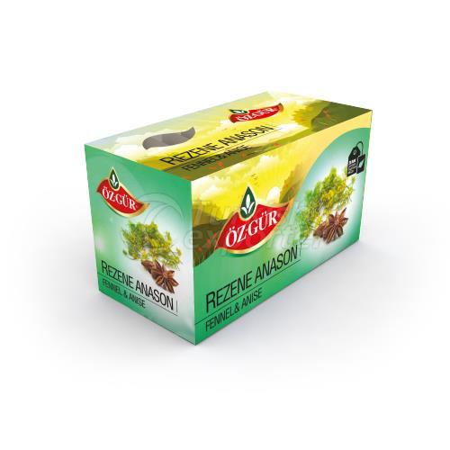 Fennel Anise Tea