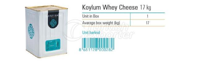 Koylum Whey Cheese 17kg