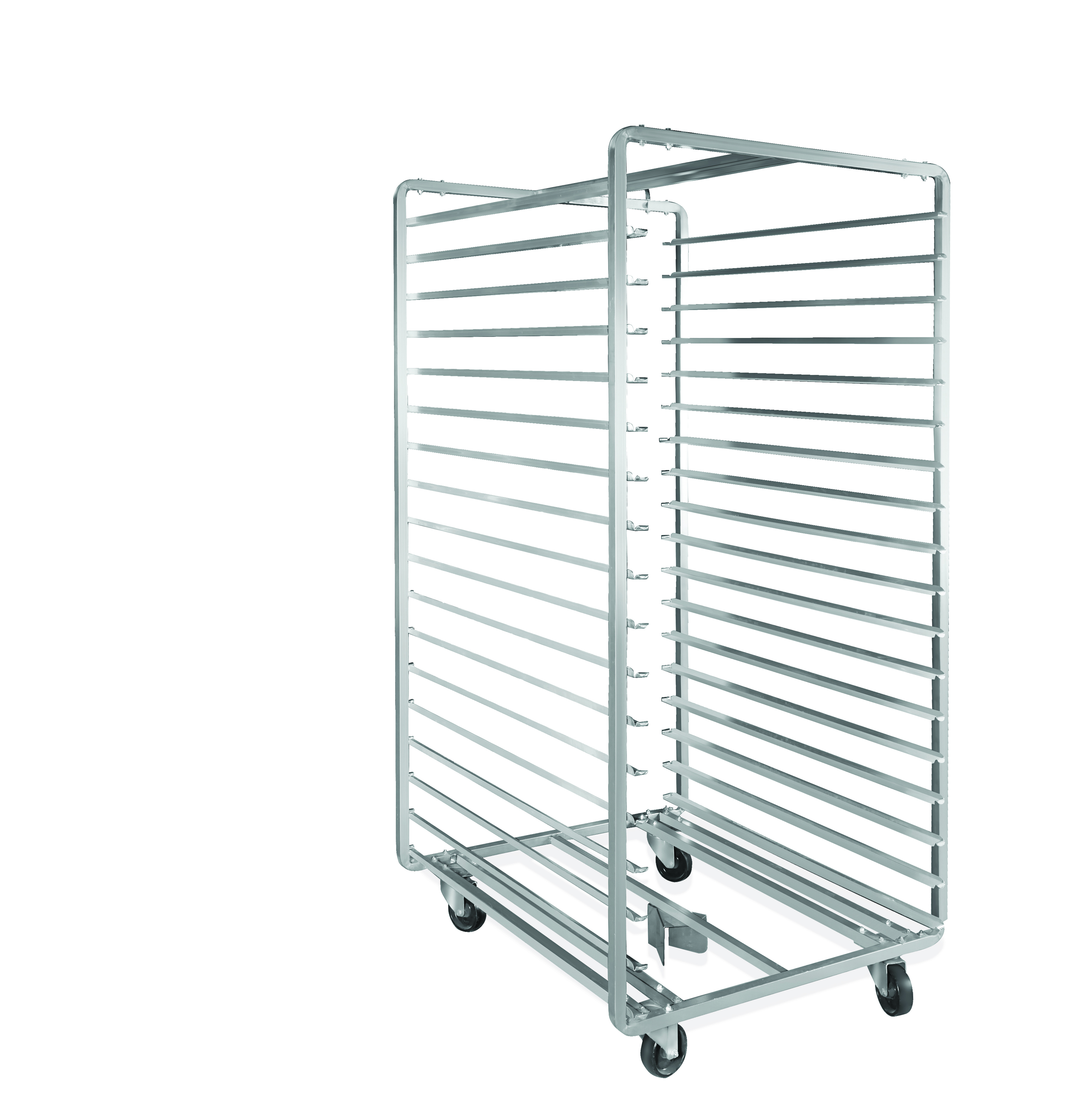 ROTARY OVEN TROLLY