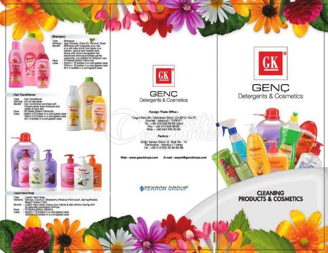 Cosmetics & Detergents