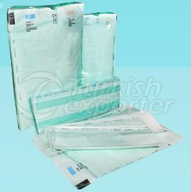 Envelopes de esterilização
