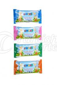 Wet Wipes (17 Pcs )