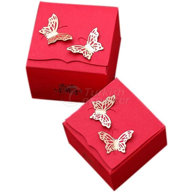 Chinaese style wedding candy box