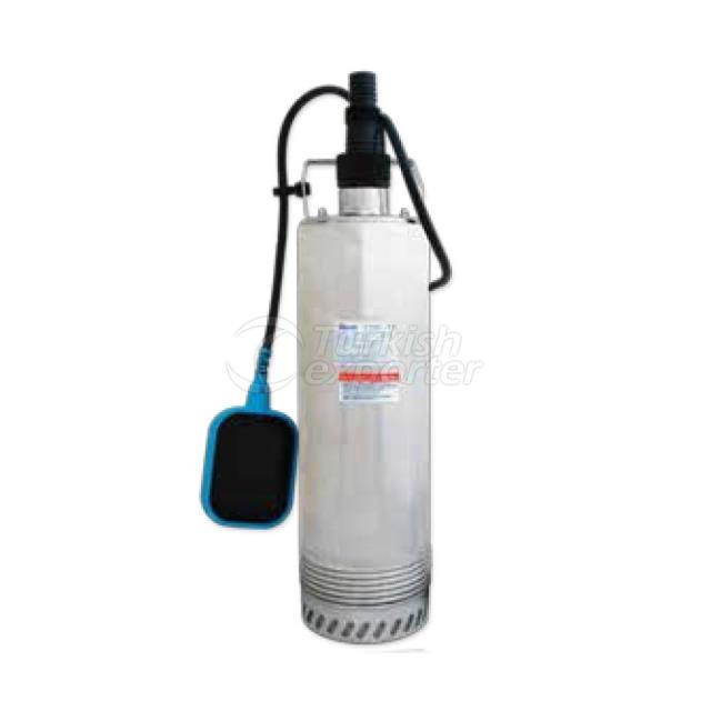 Kuyu Pompası-Paslanmaz Çelik- Q 100090 Serisi