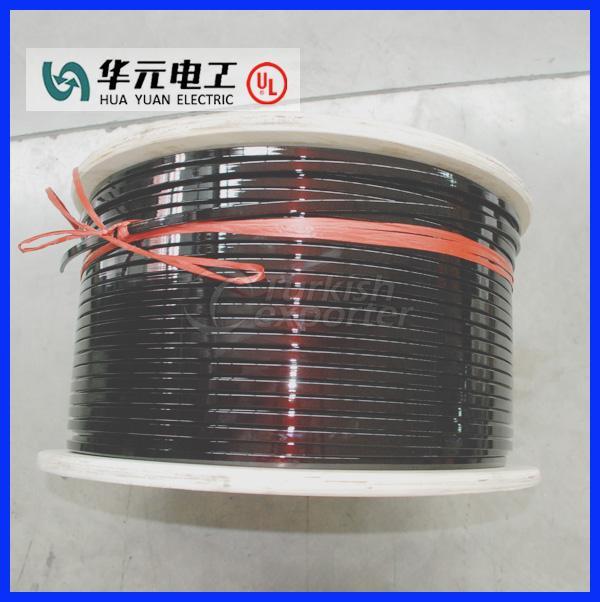 enameled rectangular wire