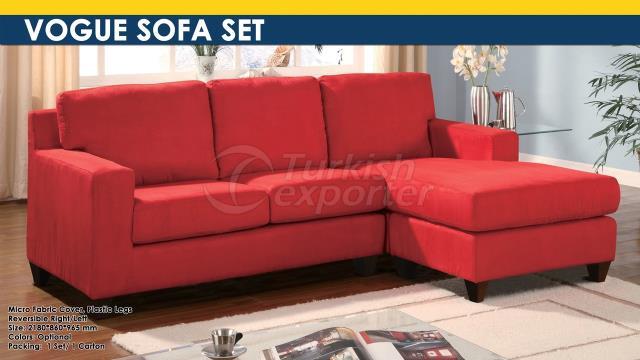 Vogue Sofa Set