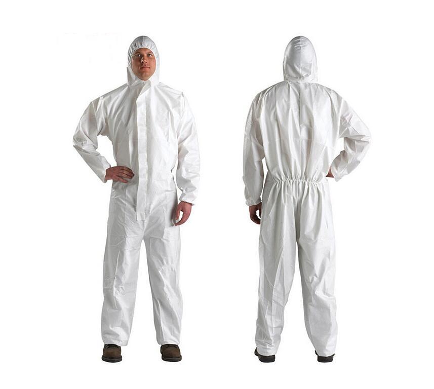 Antibacterial Disposable Coveralls