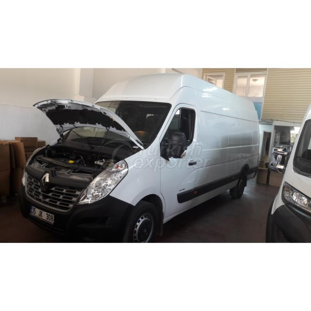 Mercedes Sprinter Air Conditionings