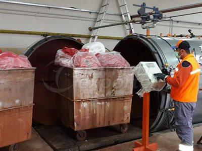 Collection and Transportation of Medical Wastes