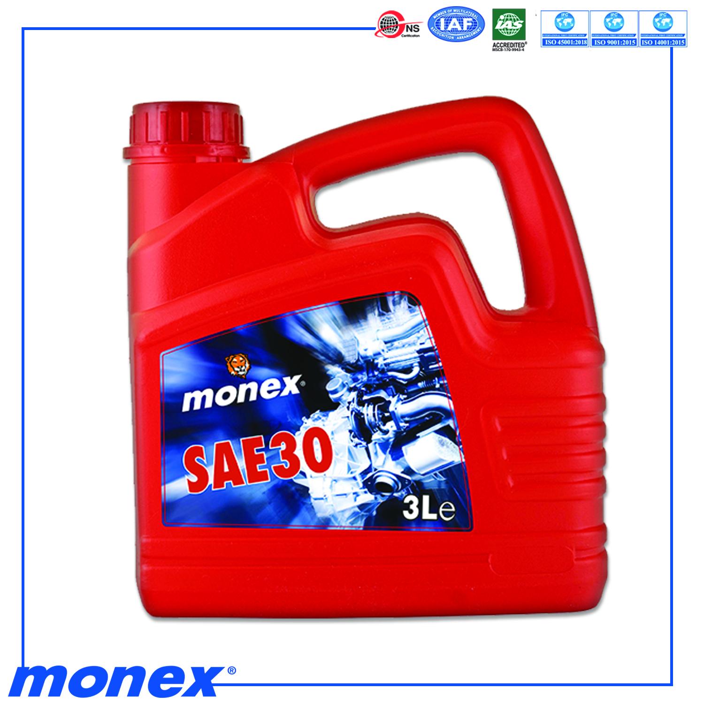 SAE 30/ HD30 - Mineral Oil