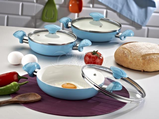 Ceramic Omelet Sets