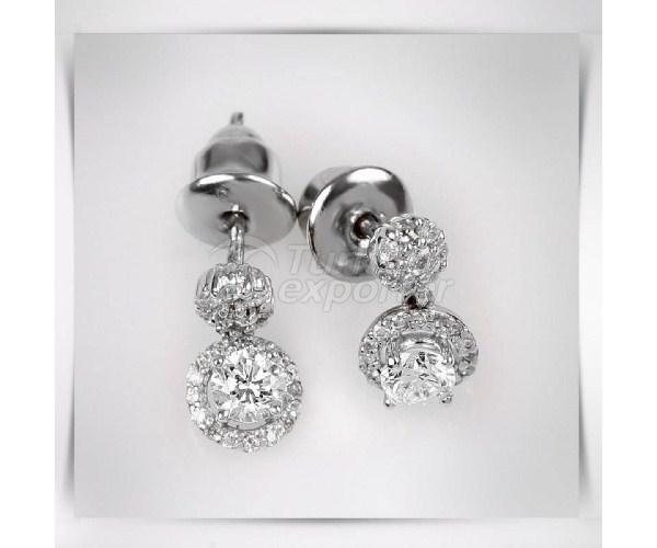 Diamond Earrings AE1632