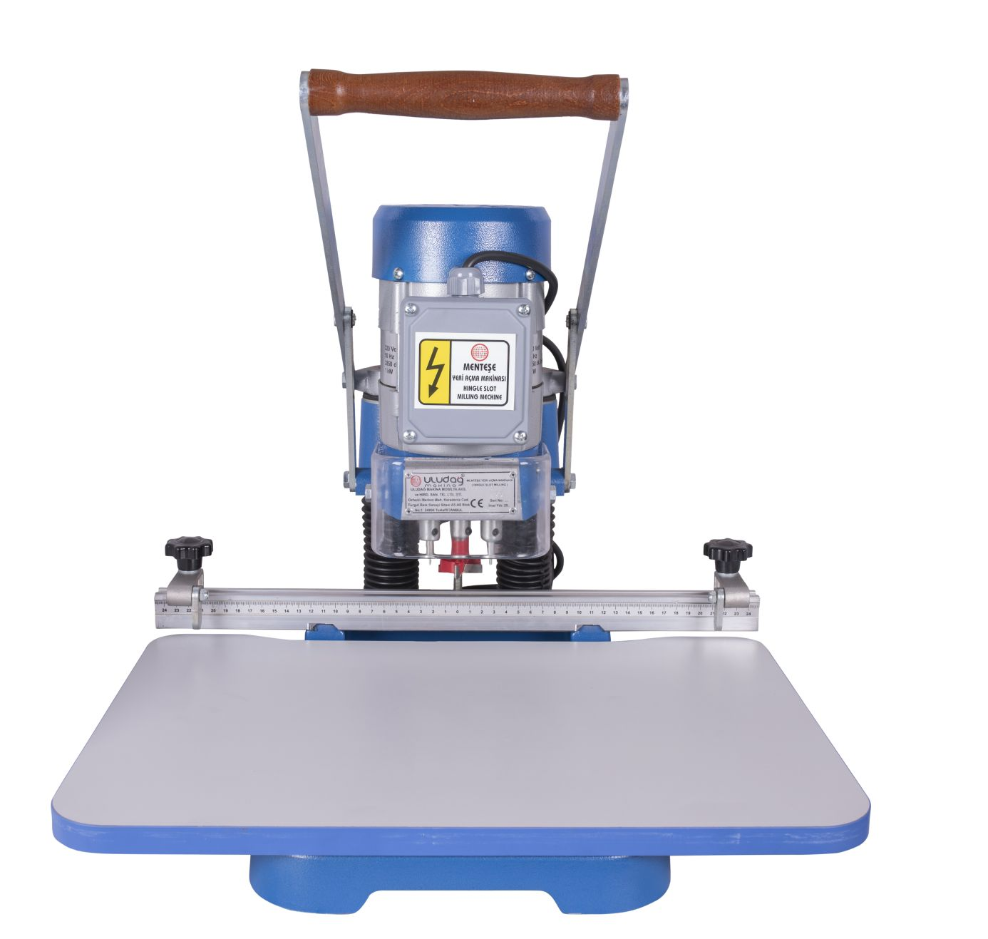 HINGE DRILLING ROUTER