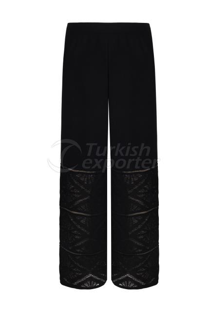 Trousers Milos - W18S-L005-PN-R01