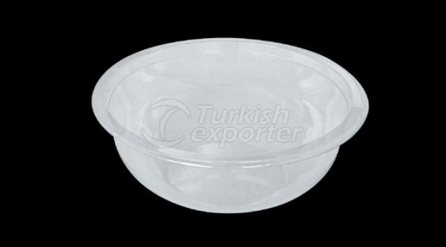 Thermoform - Oval Containers BGO 101