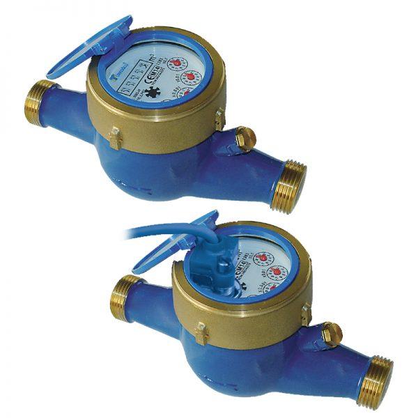 Mercan Serie Water Meter
