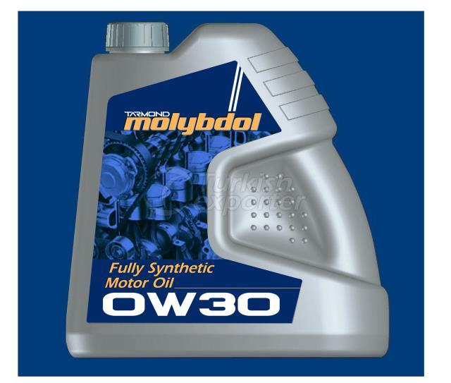 Tarex 0W30 huile moteur synthétique