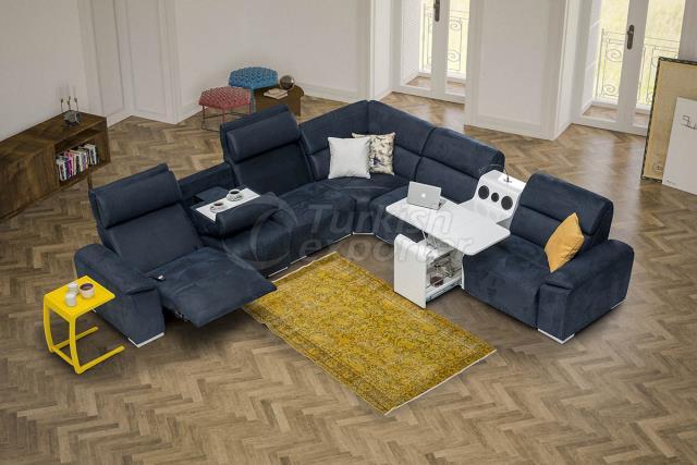 Loft Corner Couch