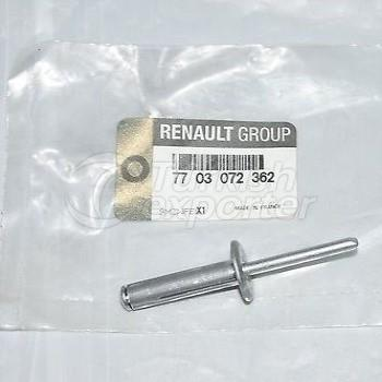 RIVET FOR RENAULT 7703072362
