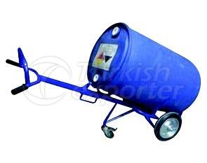 Barrel Transport Vehicle
