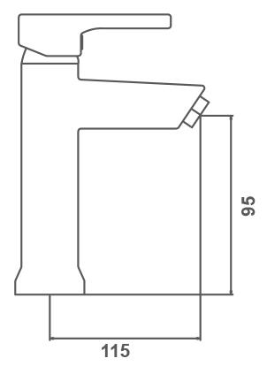 Vayra Basin Faucet