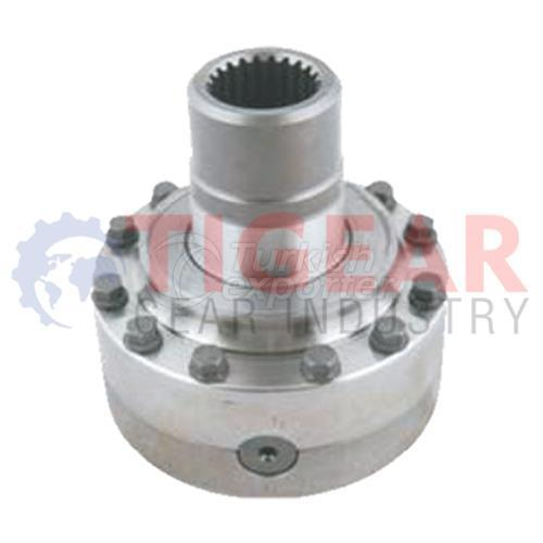 Differential Gear 100.03.1024